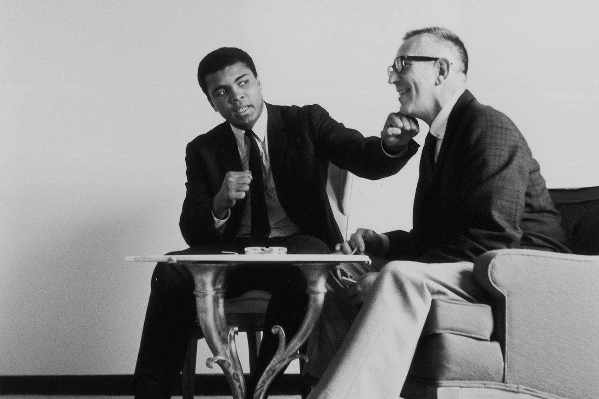 How Muhammad Ali Woke Up Sportswriters