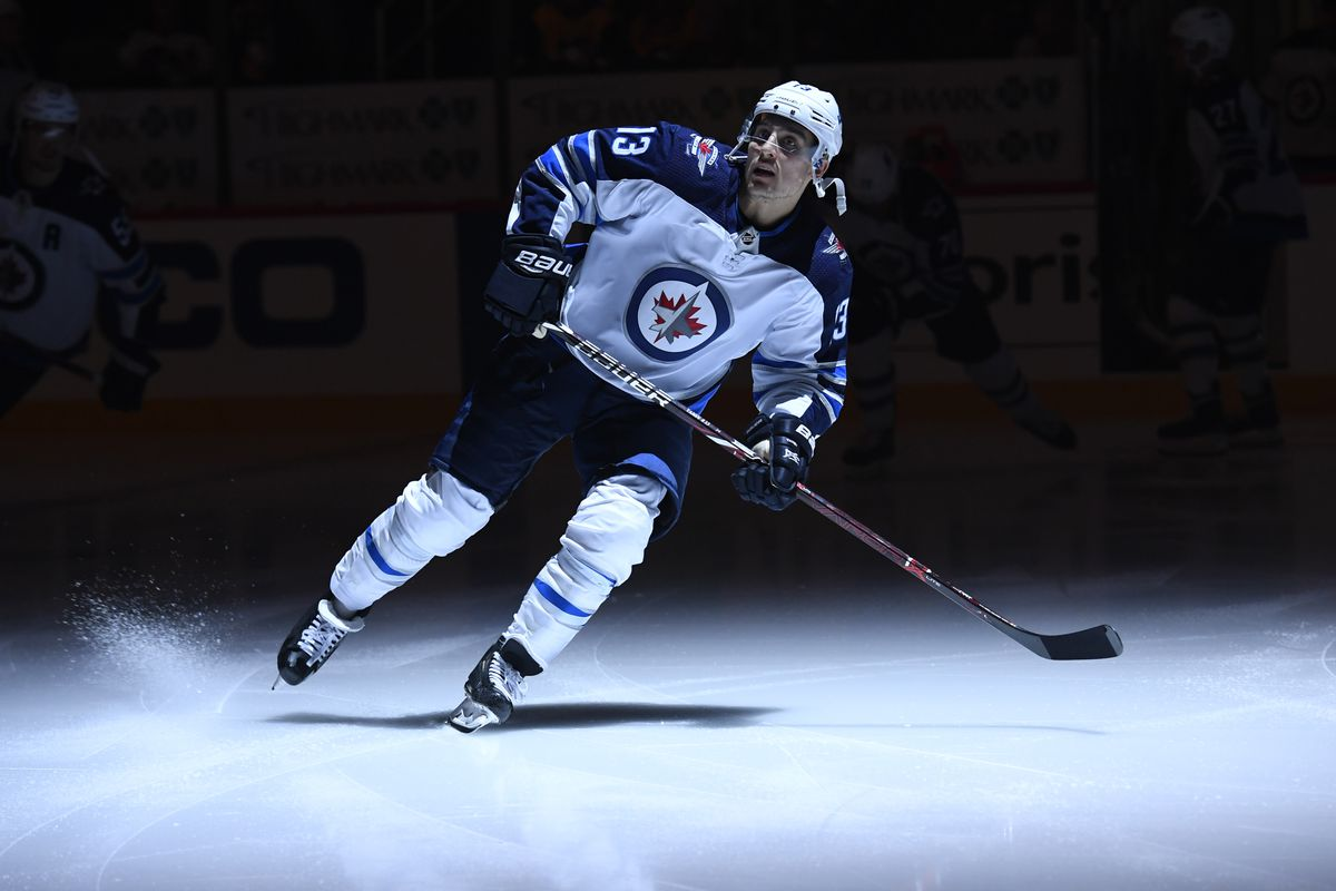 NHL: JAN 04 Jets at Penguins