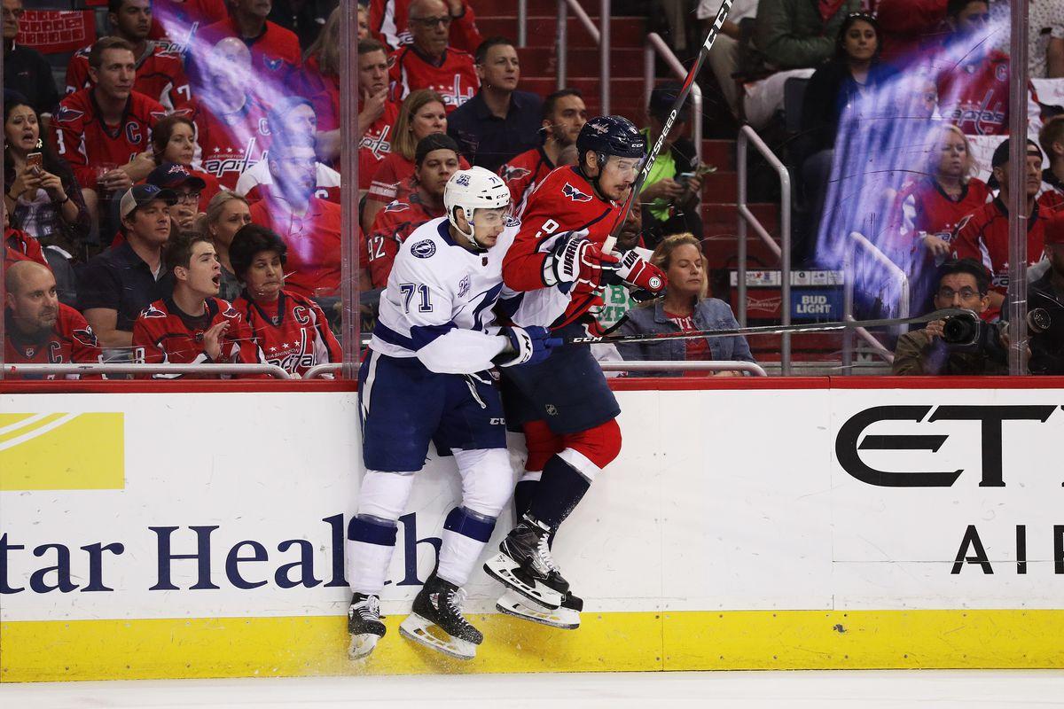 Tampa Bay Lightning v Washington Capitals - Game Six