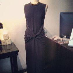 """<a href=""""http://instagram.com/p/aUAlhkKrB4/"""">@honeyintherough</a>: """"Nomia Crux Gown 20% OFF @nomianyc #sexysimplicity"""""""