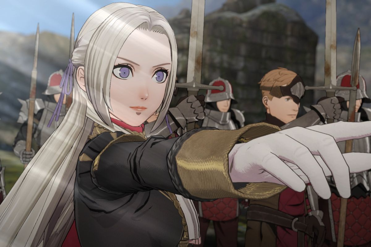Fire Emblem Three Houses Is A Perfect Comfort When Stuck At Home