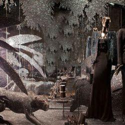 "Winterized. <a href=""http://www.windowswear.com/image/6663/"">Roberto Cavalli, London, November</a>"