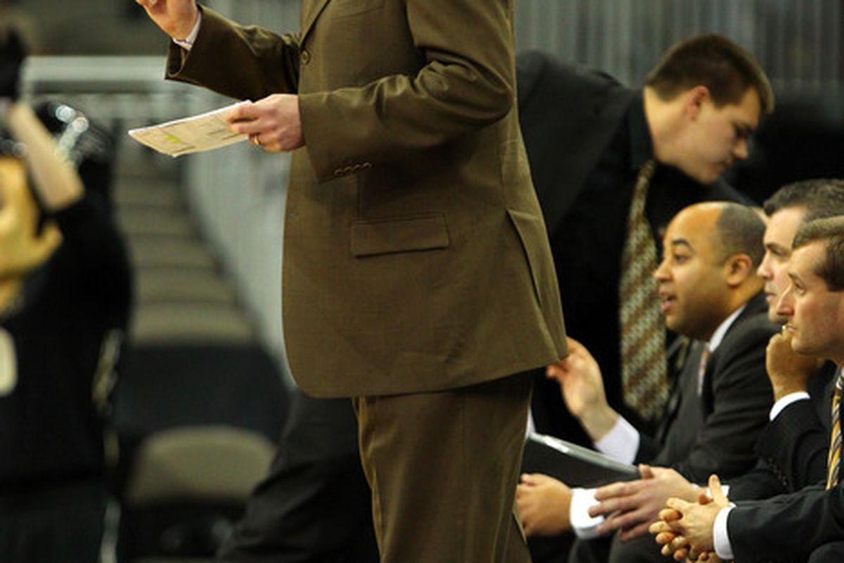 Form your plan, coach Painter  (Photo by Doug Pensinger/Getty Images)