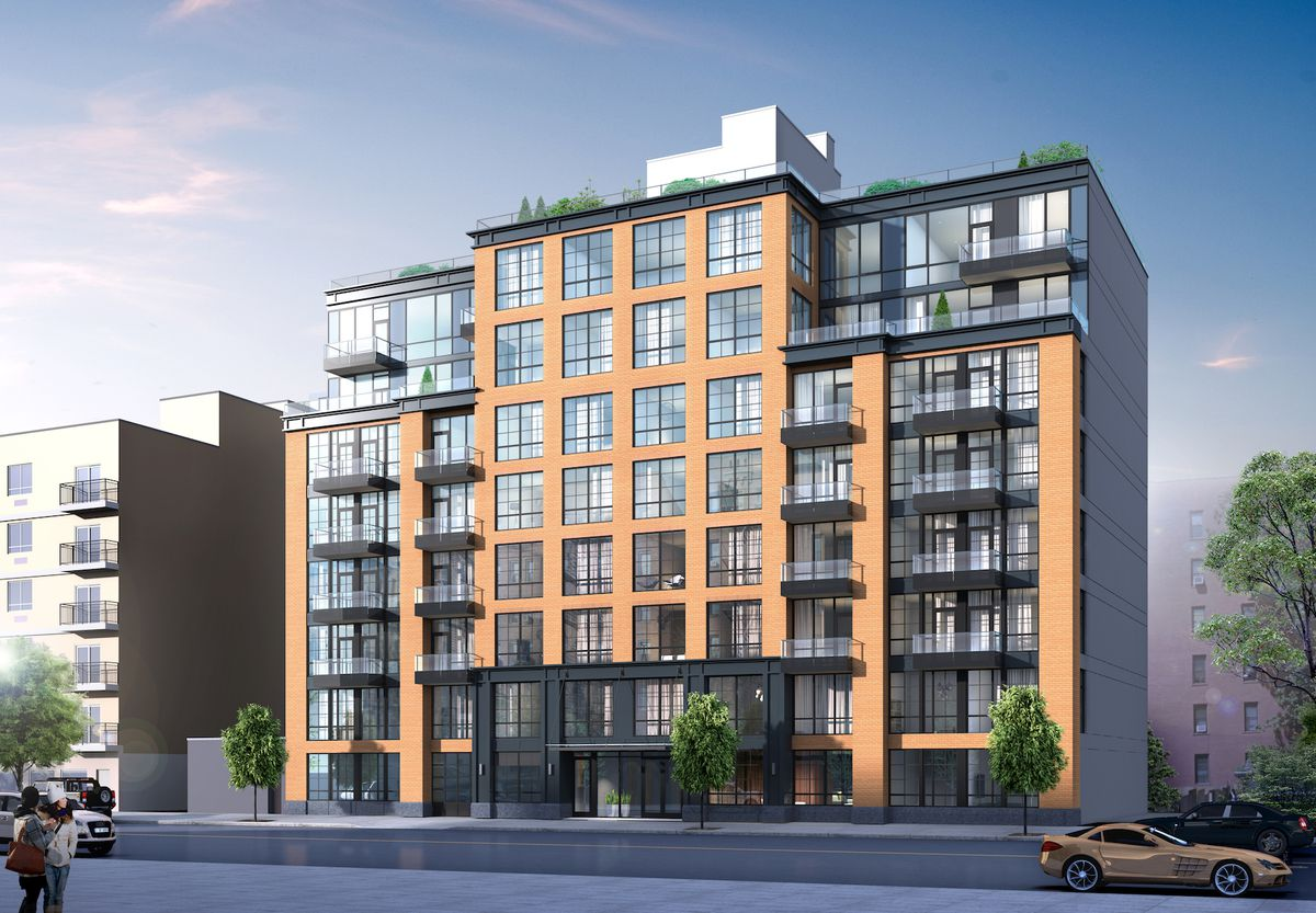 In Prospect Lefferts Gardens A Karl Fischer Designed Condo Launches From 430 000 Curbed Ny