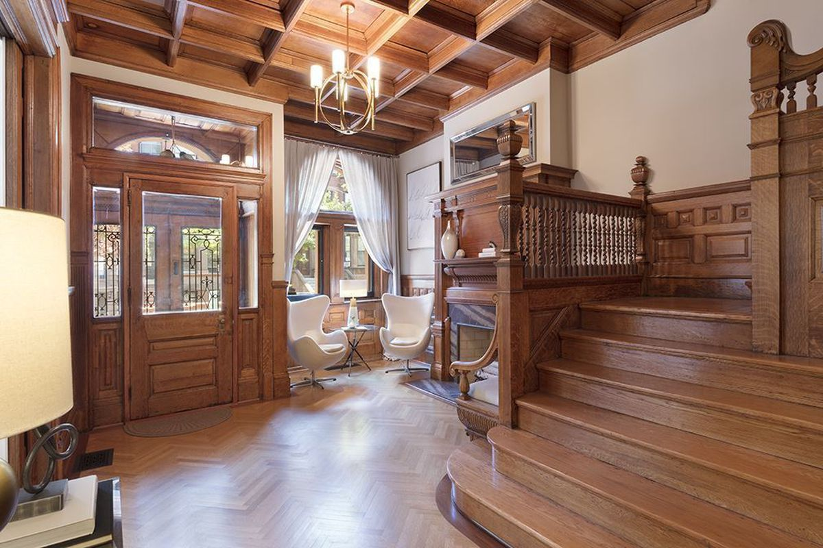 Park Slope Townhouse Once Asking 15m Now Seeks 10m