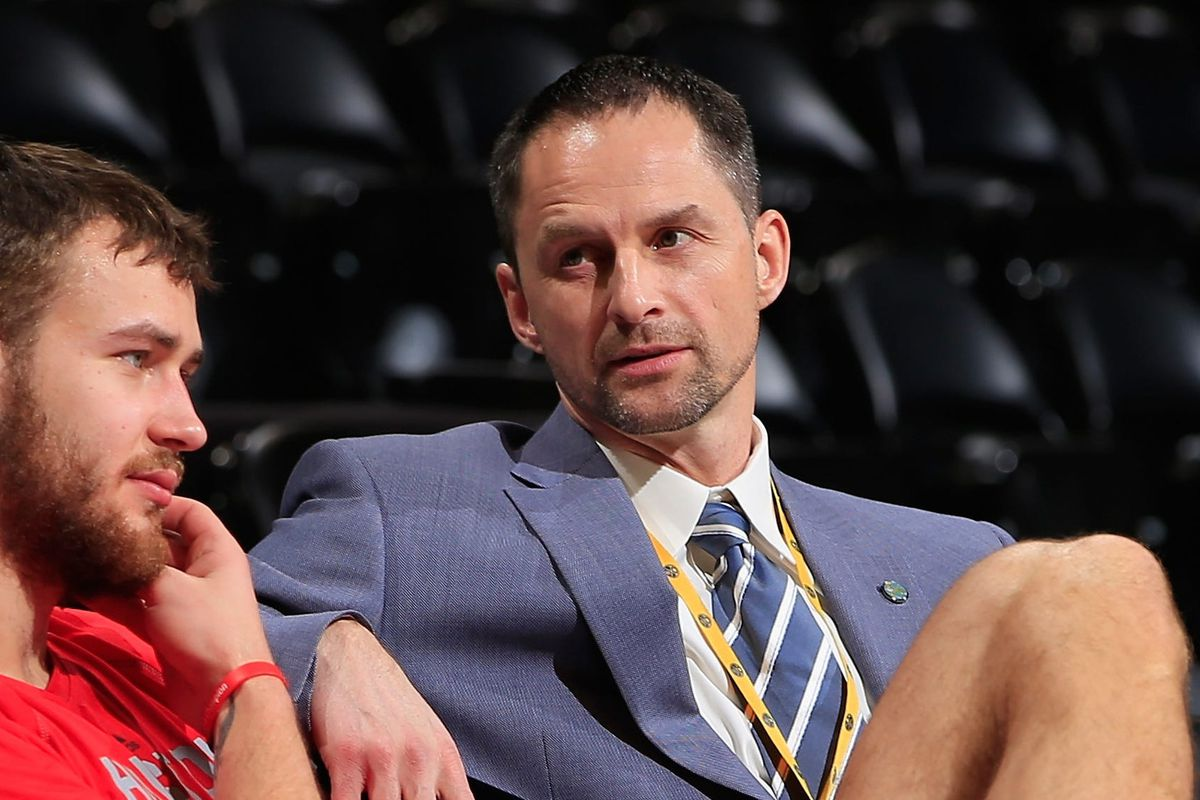Bulls executive vice president of basketball operations Arturas Karnisovas has begun the search for a general manager.