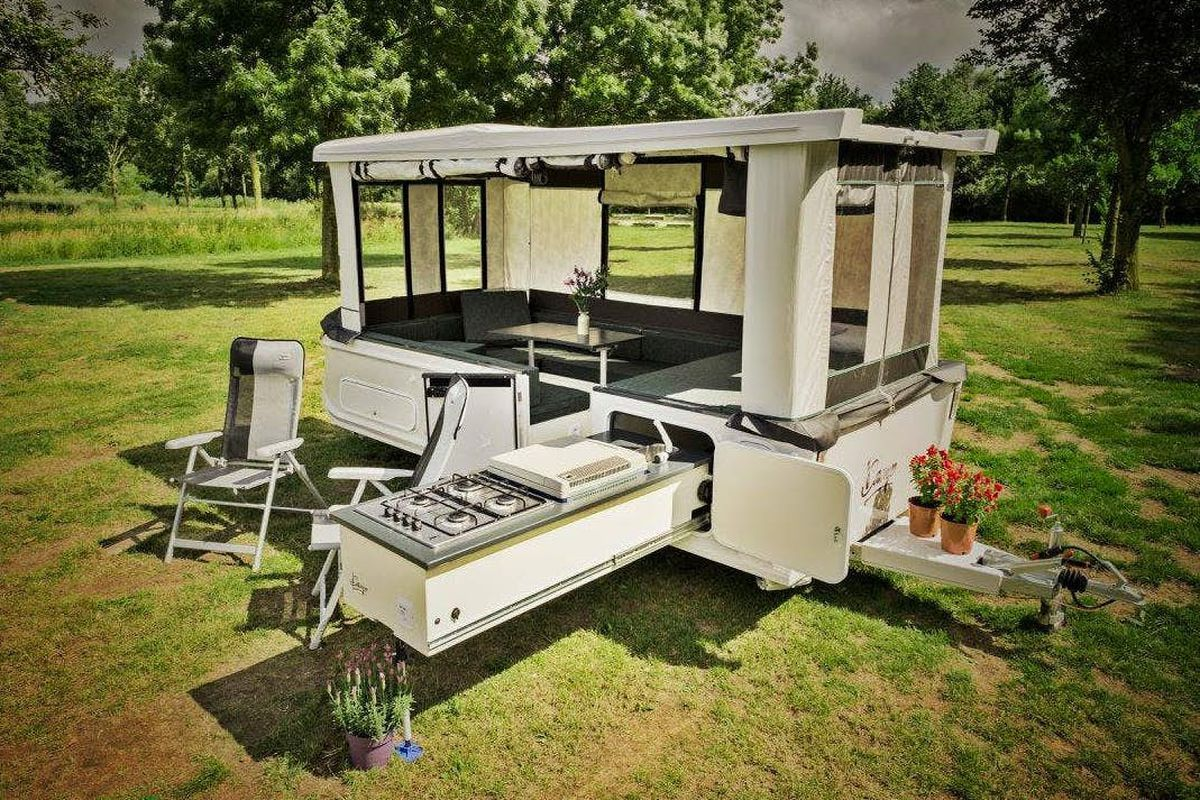 Innovative Travel Trailers