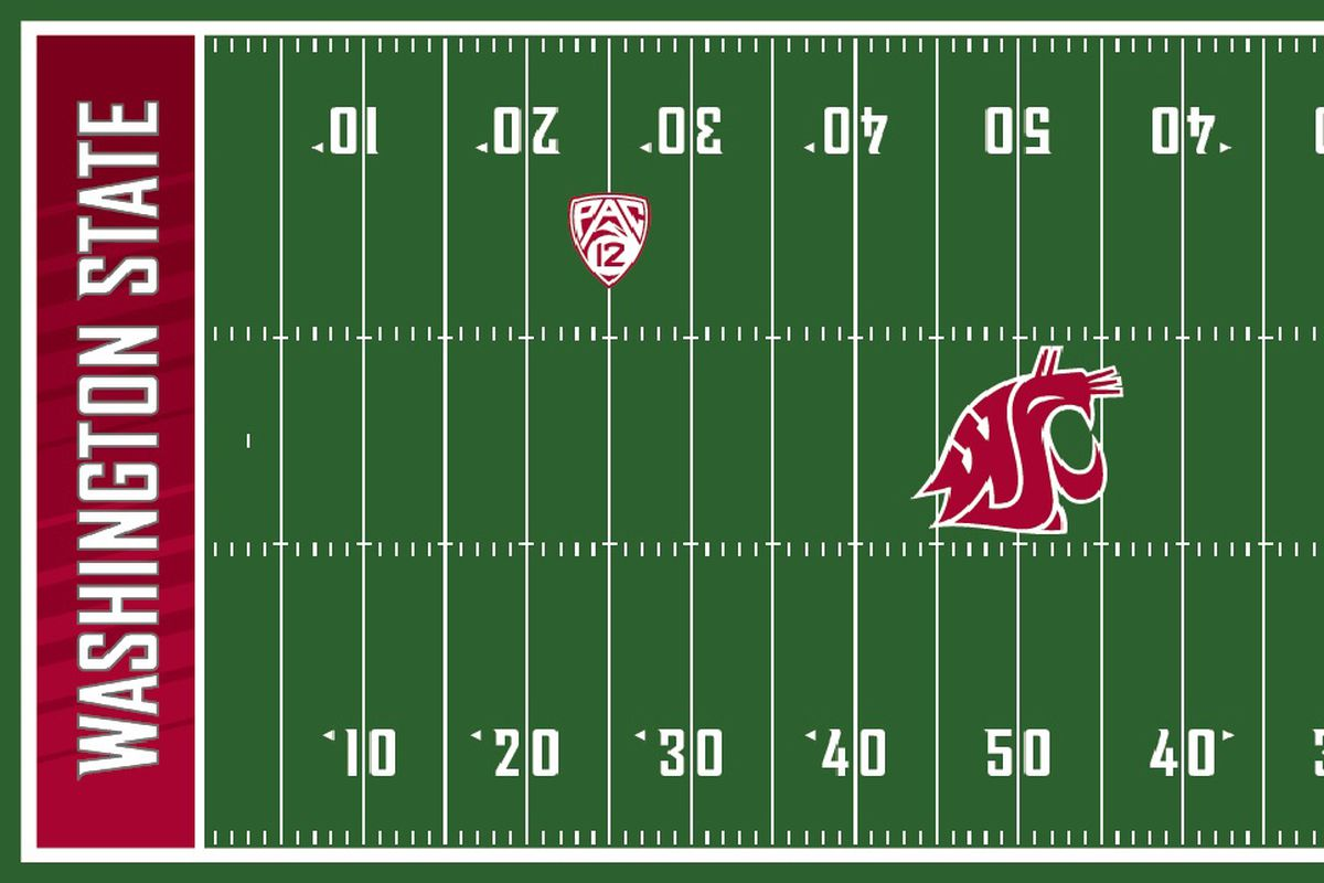 Could this be the new crimson end zone design?