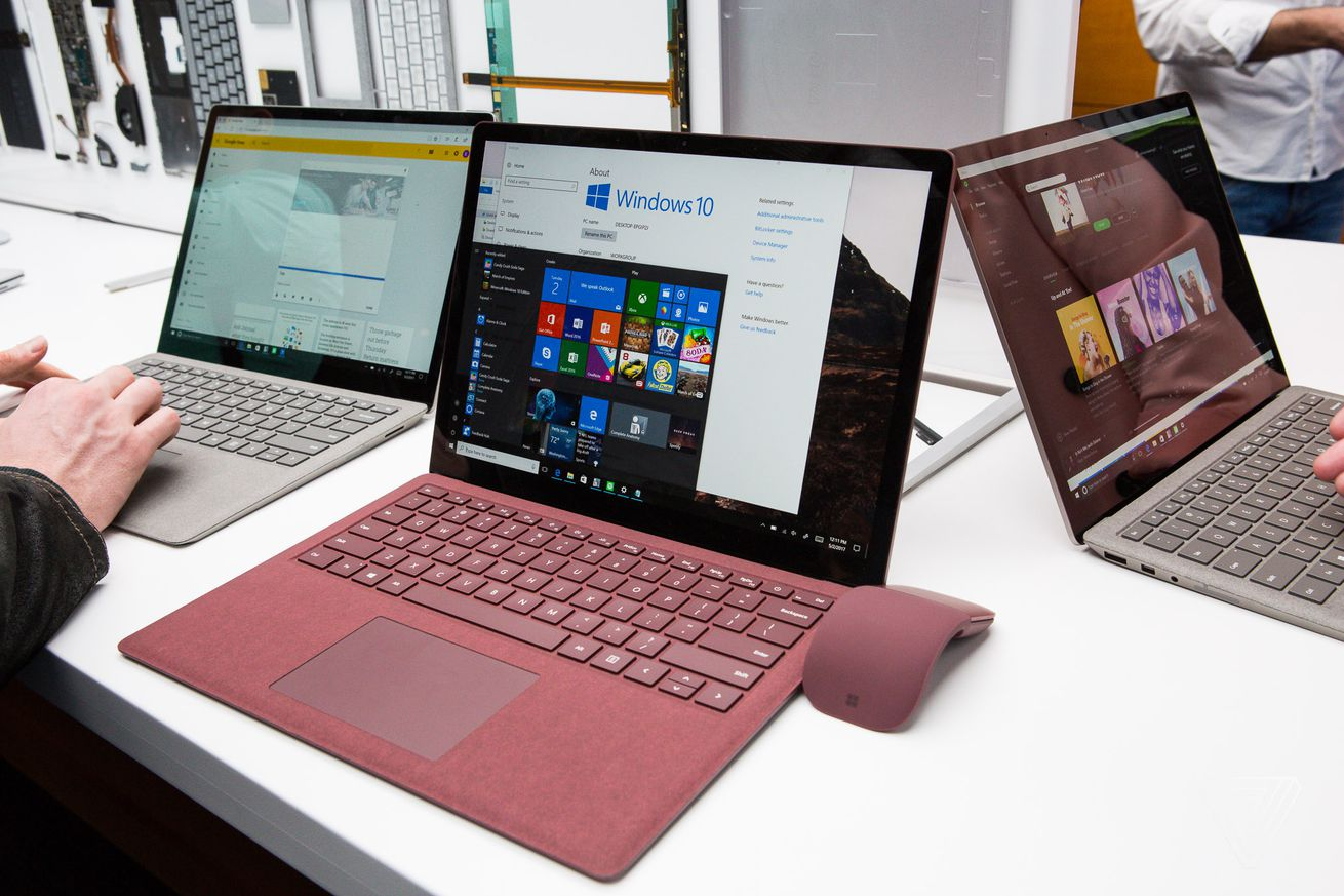 windows 10 s spring creators update will be available in april