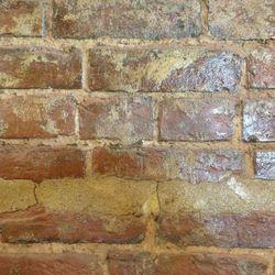 Exposed brick wall #3