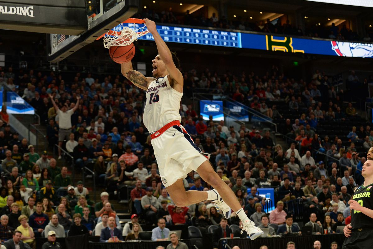 67b85dc95149 Gonzaga advances to the Sweet 16 with 83-71 win over Baylor - The ...