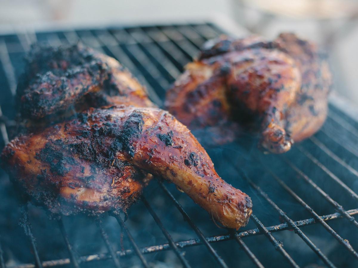 London's best Caribbean jerk: People's Choice Caribbean restaurant on Chatsworth Road in Hackney