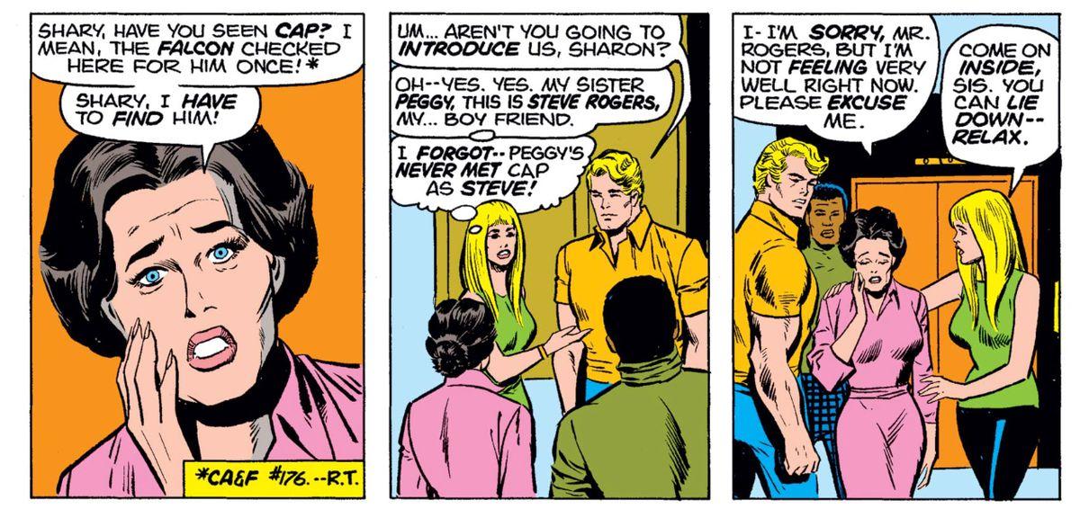 Captain America's best romances - Polygon
