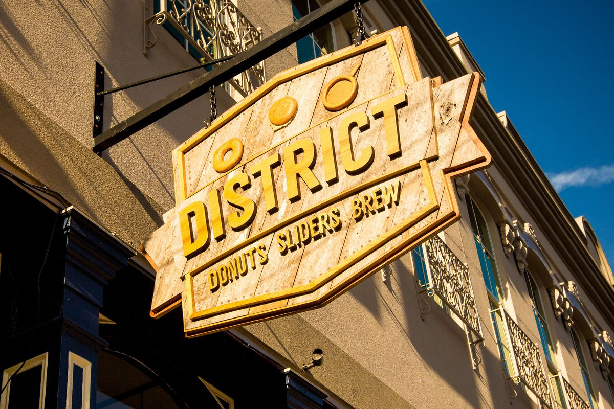 District, home of killer cheese fries