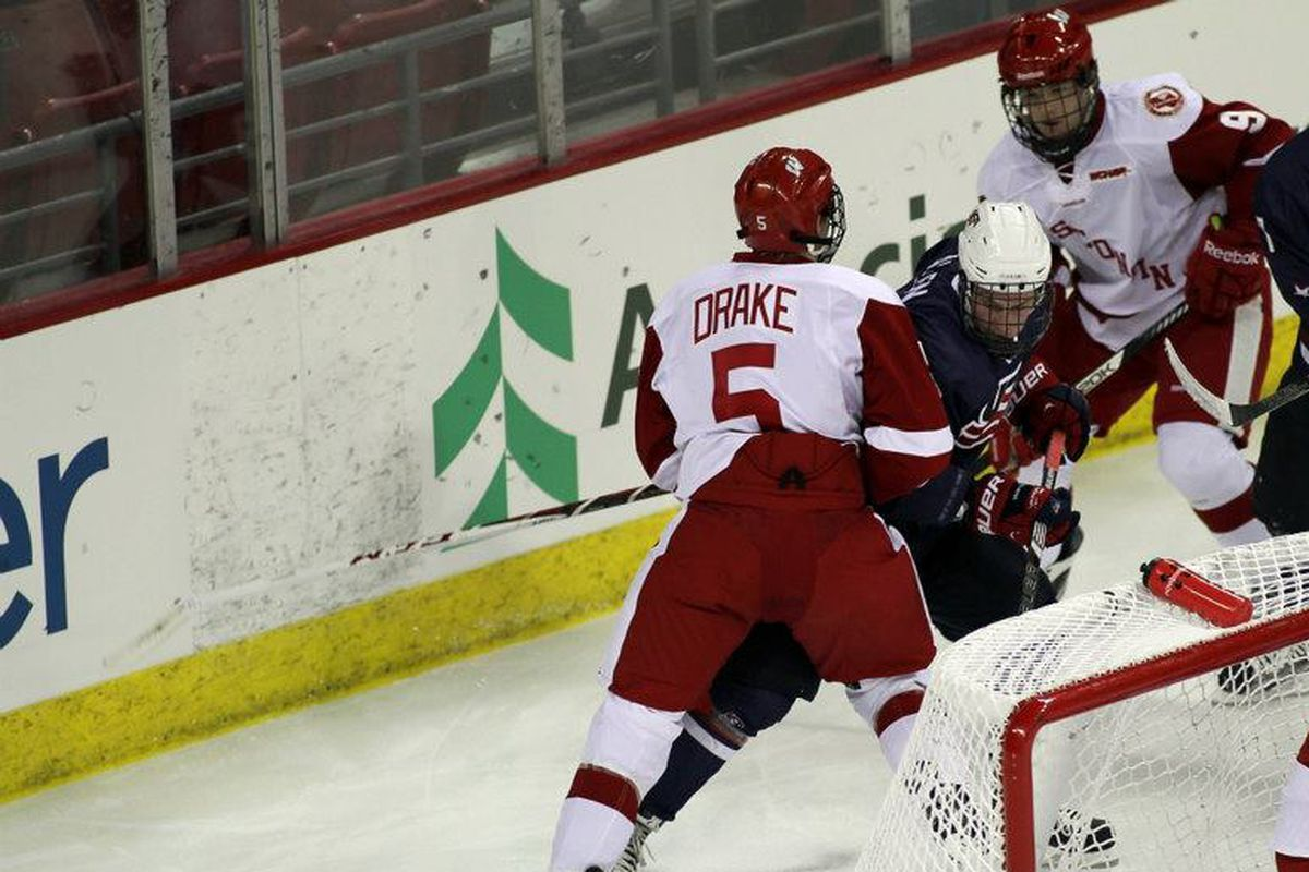 Chase Drake will be inserted into the lineup this weekend