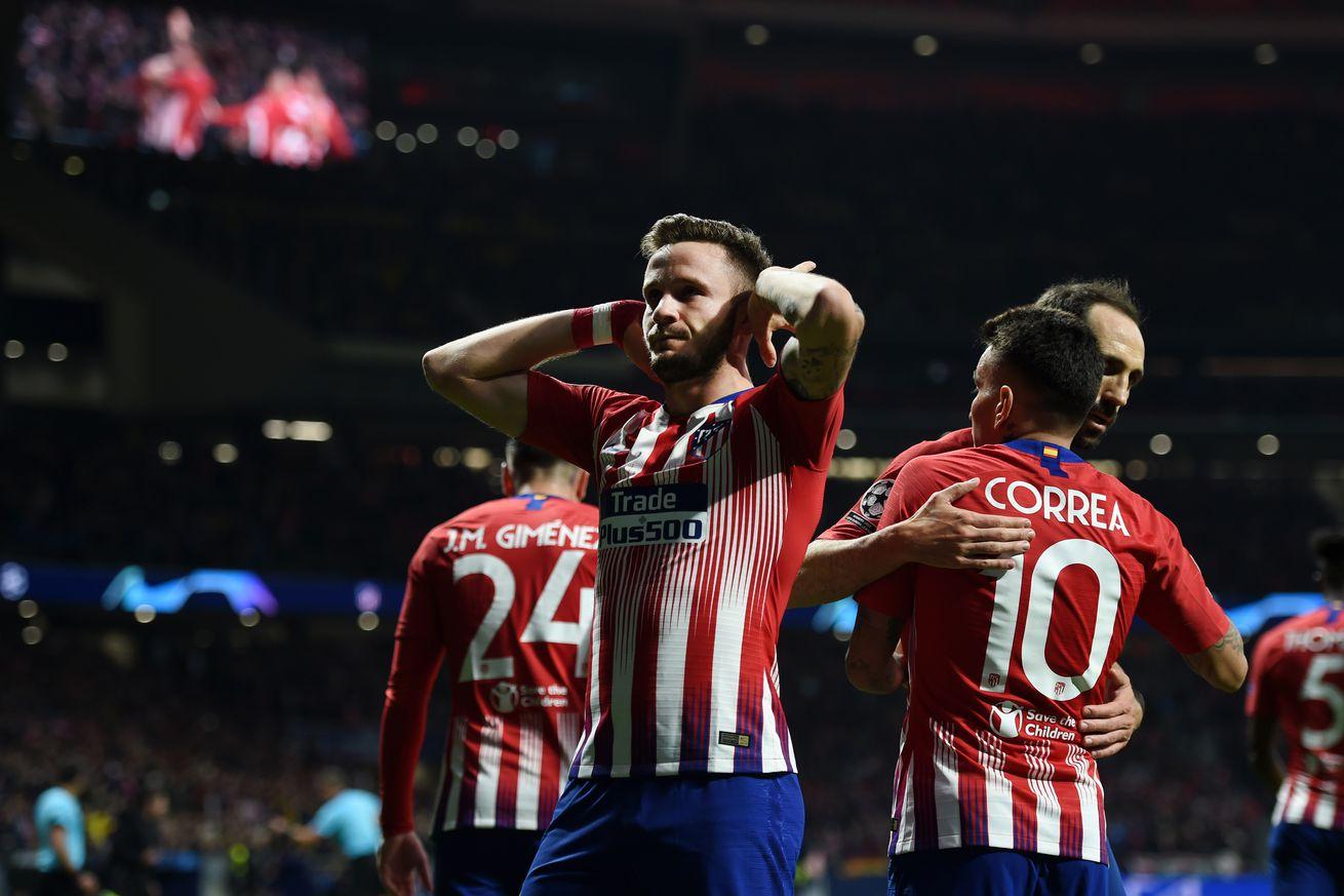 Match Report: Atlético Madrid 2-0 Borussia Dortmund