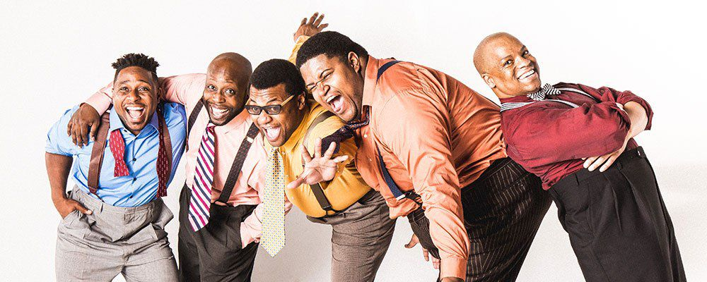 """Court Theatre will present the musical """"Five Guys Named Moe."""" 