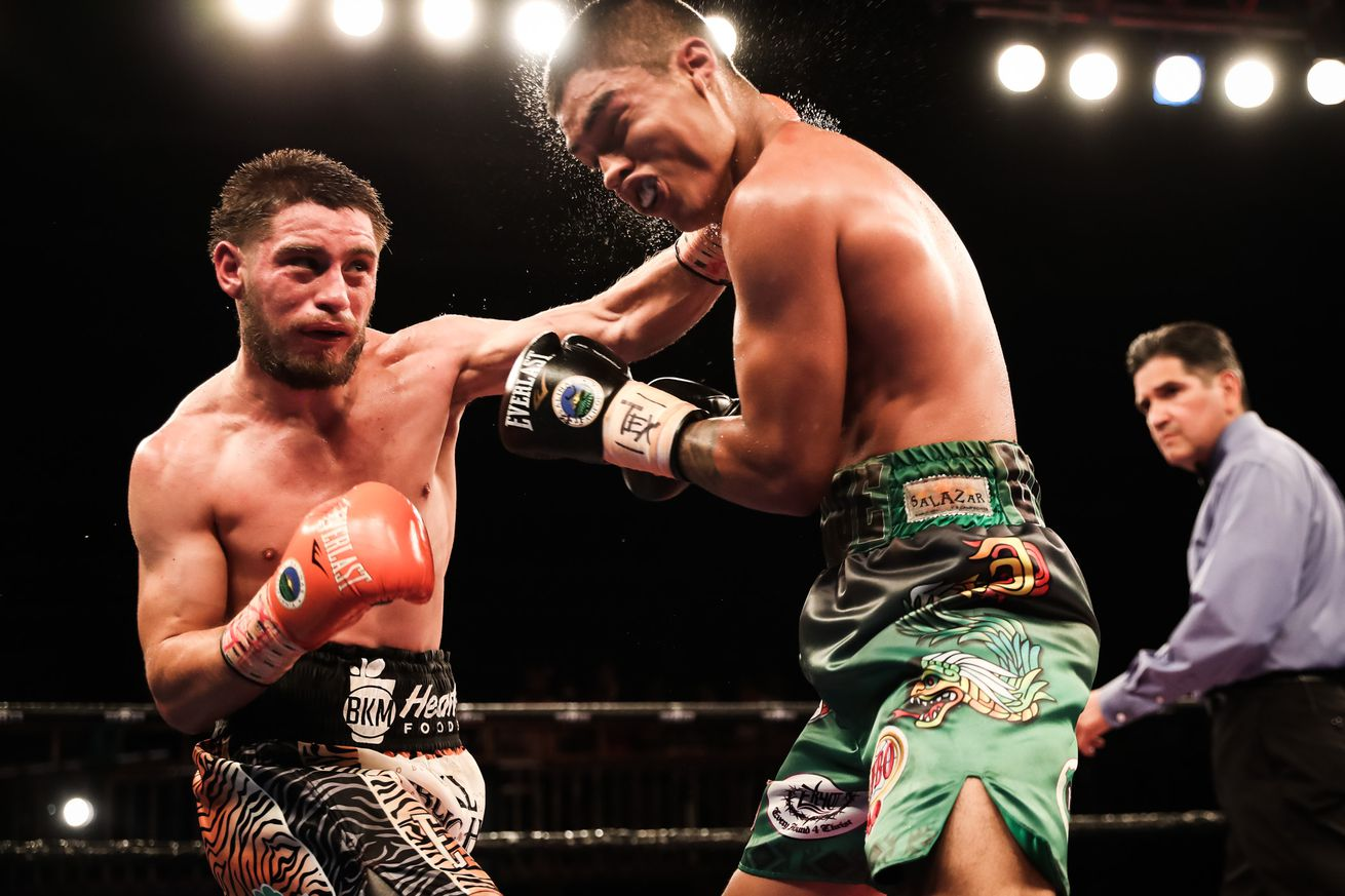 SHObox   Dutchover vs Mattice   Fight Night 0033.0 - Villa believes he has the style to upset Navarrete