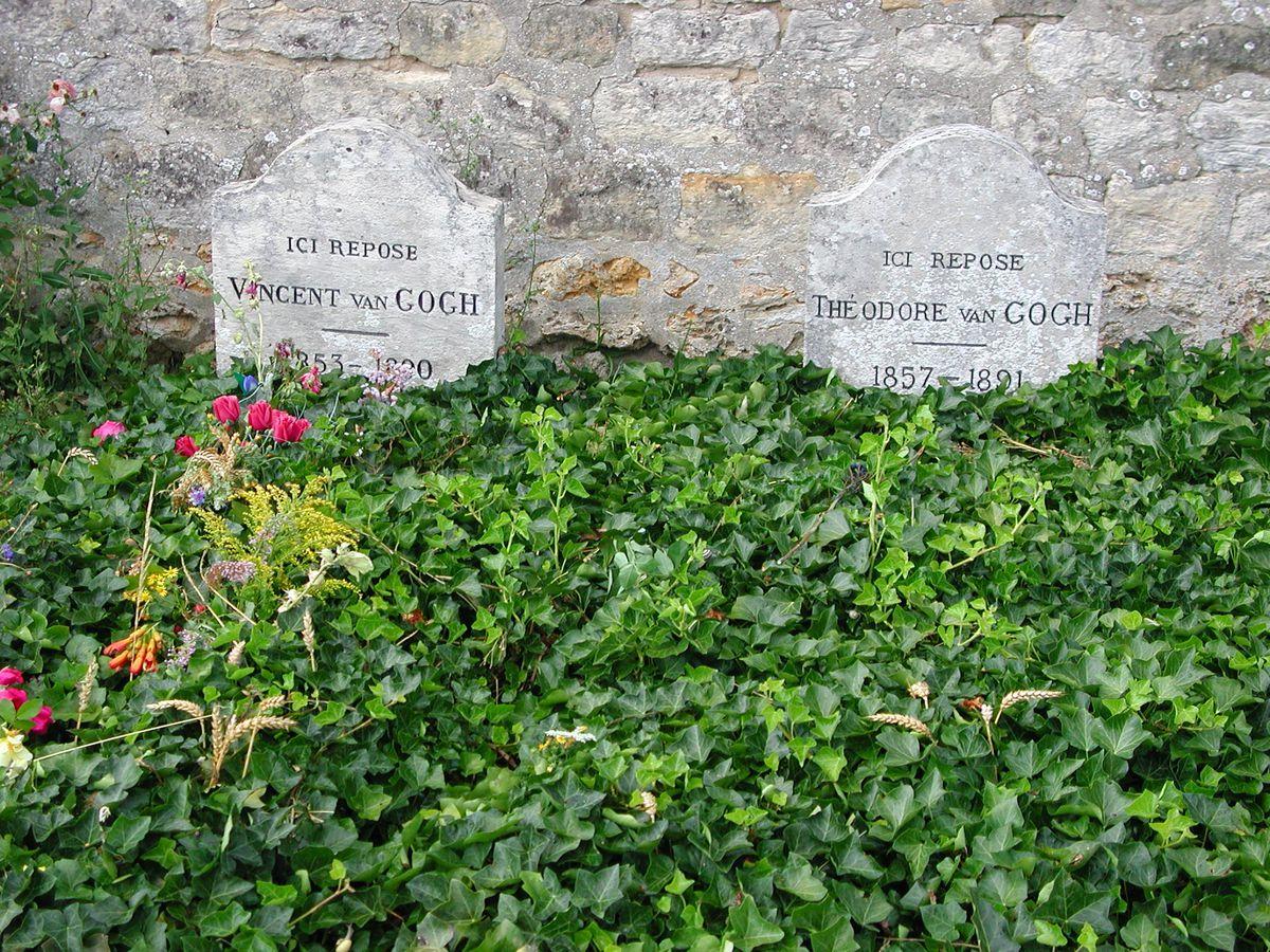 van gogh graves