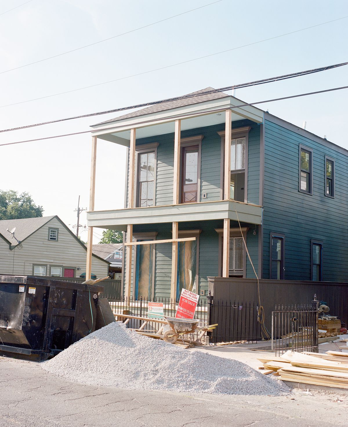 Bywater's new real-estate development projects - Curbed