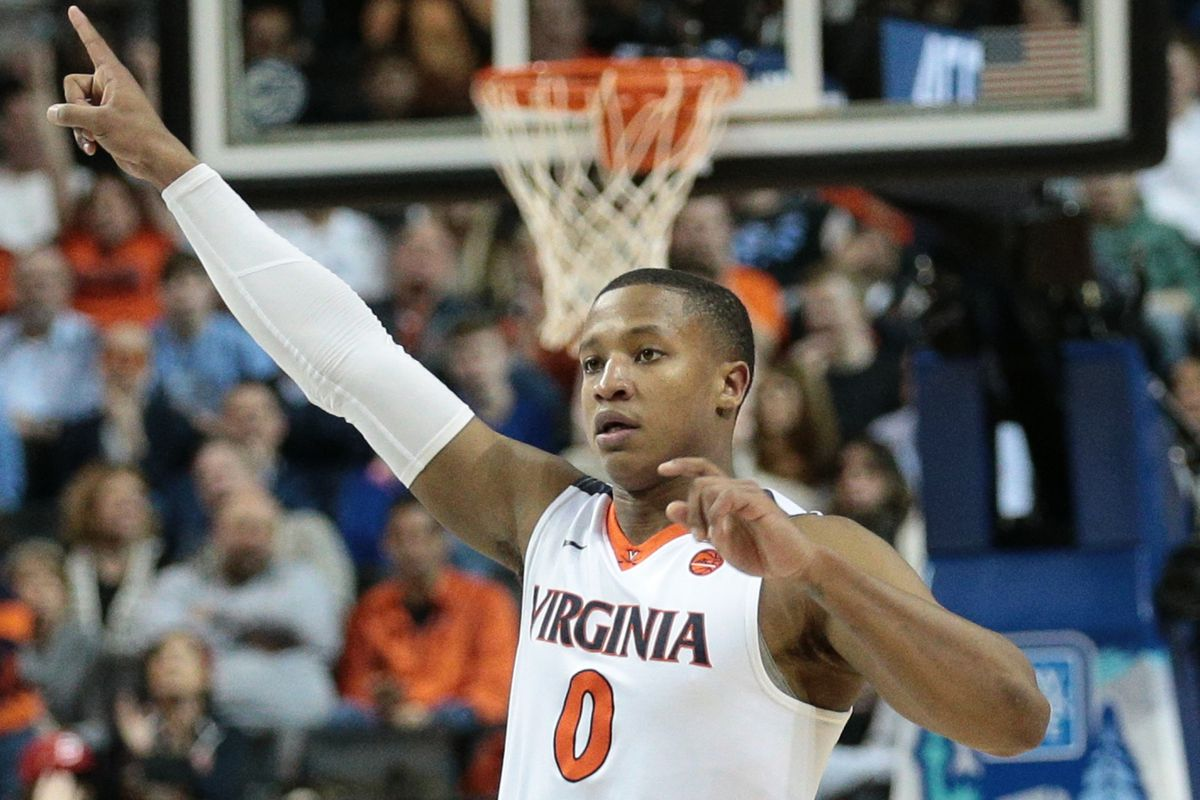 NCAA Basketball: ACC Conference Tournament-Virginia vs Clemson