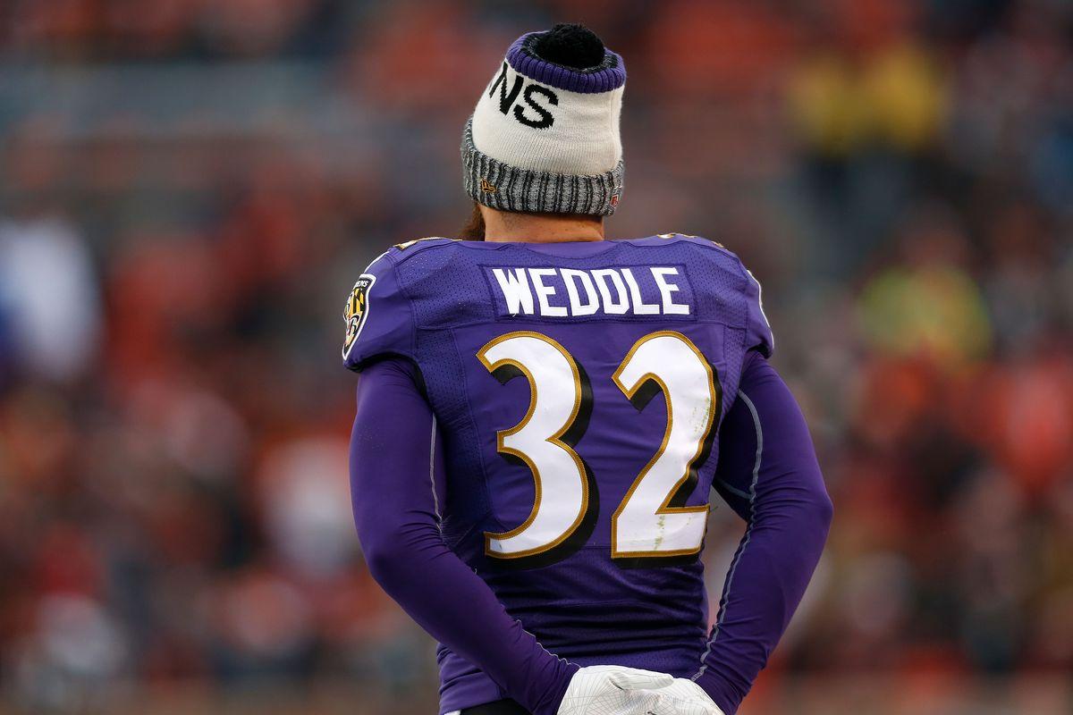 eric weddle jersey ravens