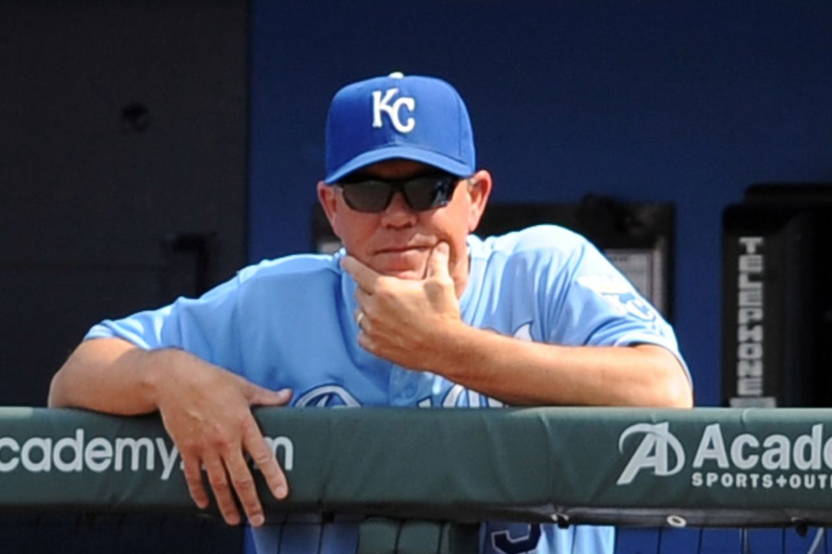Is this the man to lead the Royals to the playoffs?