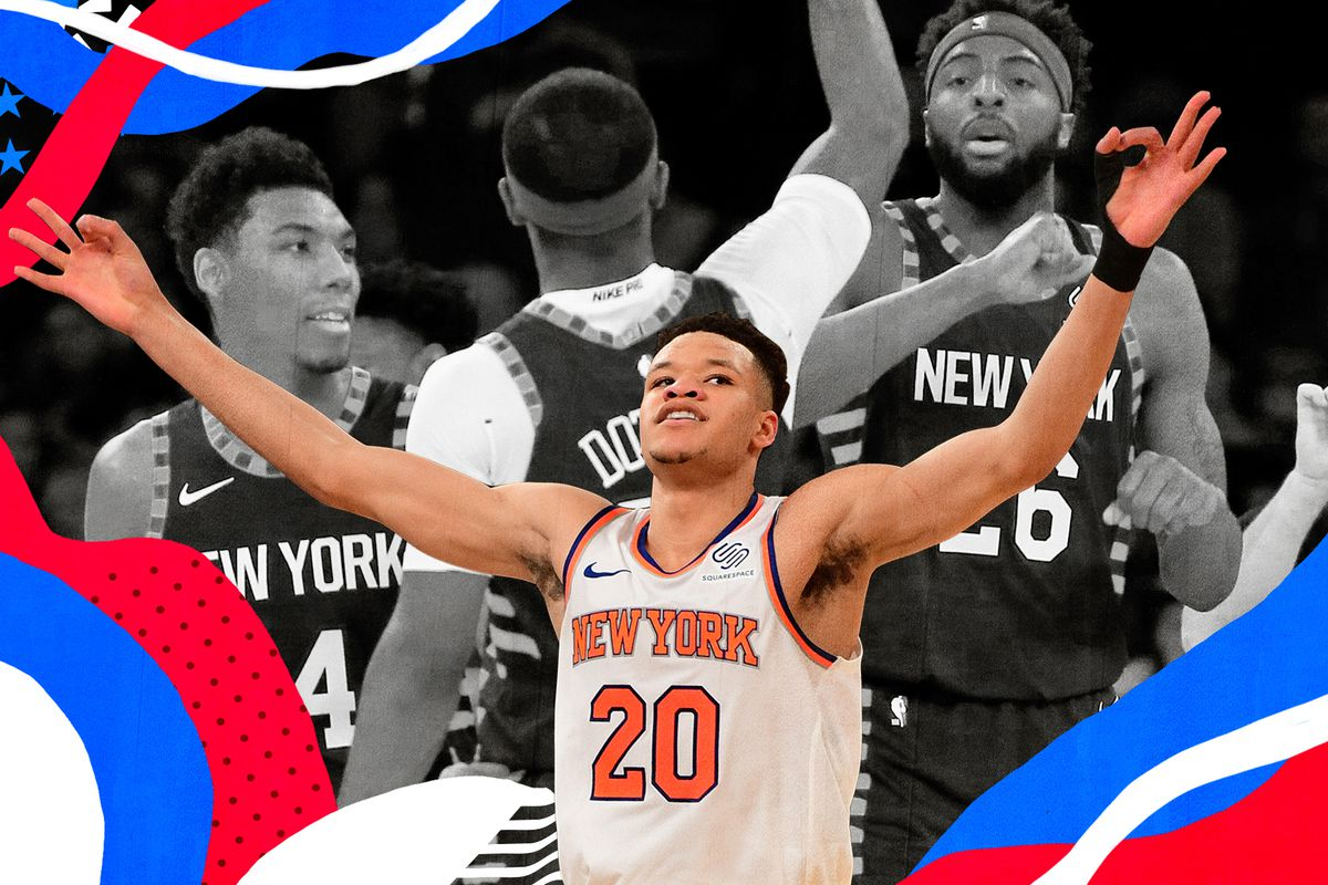 newest 95700 c298d Knicks free agency isn't a disaster, even without Kevin ...