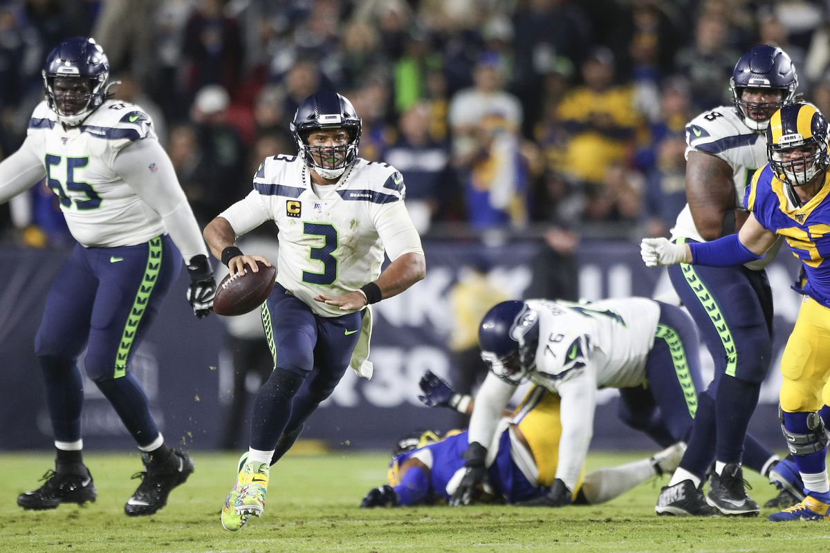 Seahawks At Rams Kickoff Time Tv Coverage Radio Live Stream And More Field Gulls