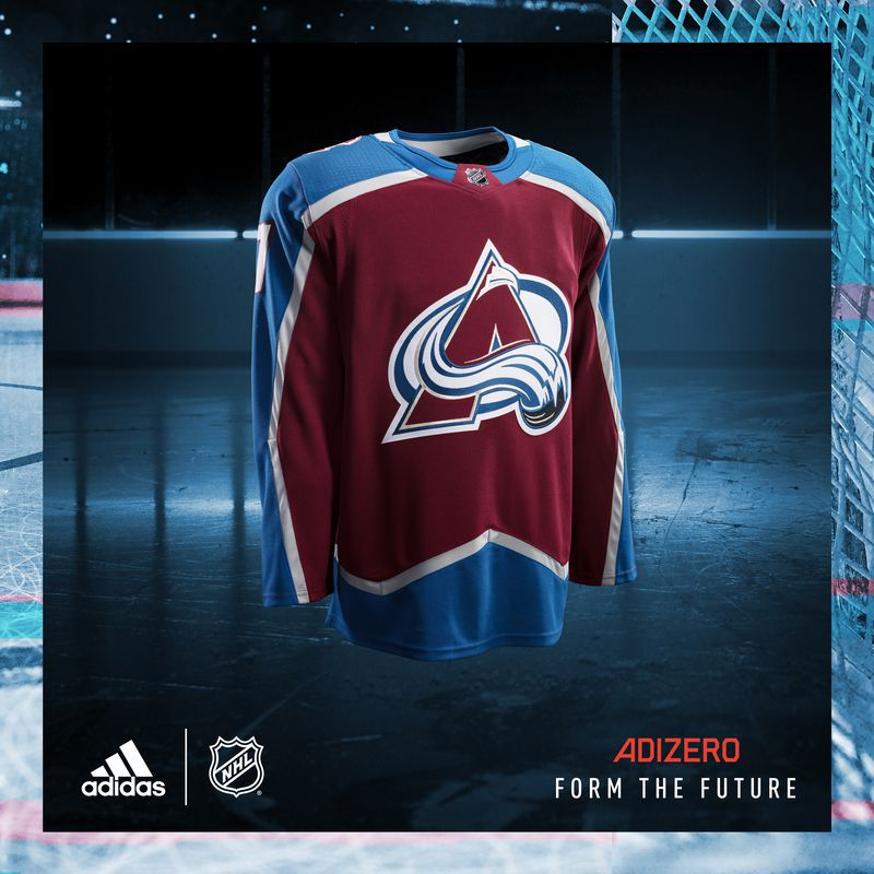 Why you should love it  I heard the people clamoring for a return to the  old Avs uniforms. I didn t really buy into it. Plus e28f0172d92