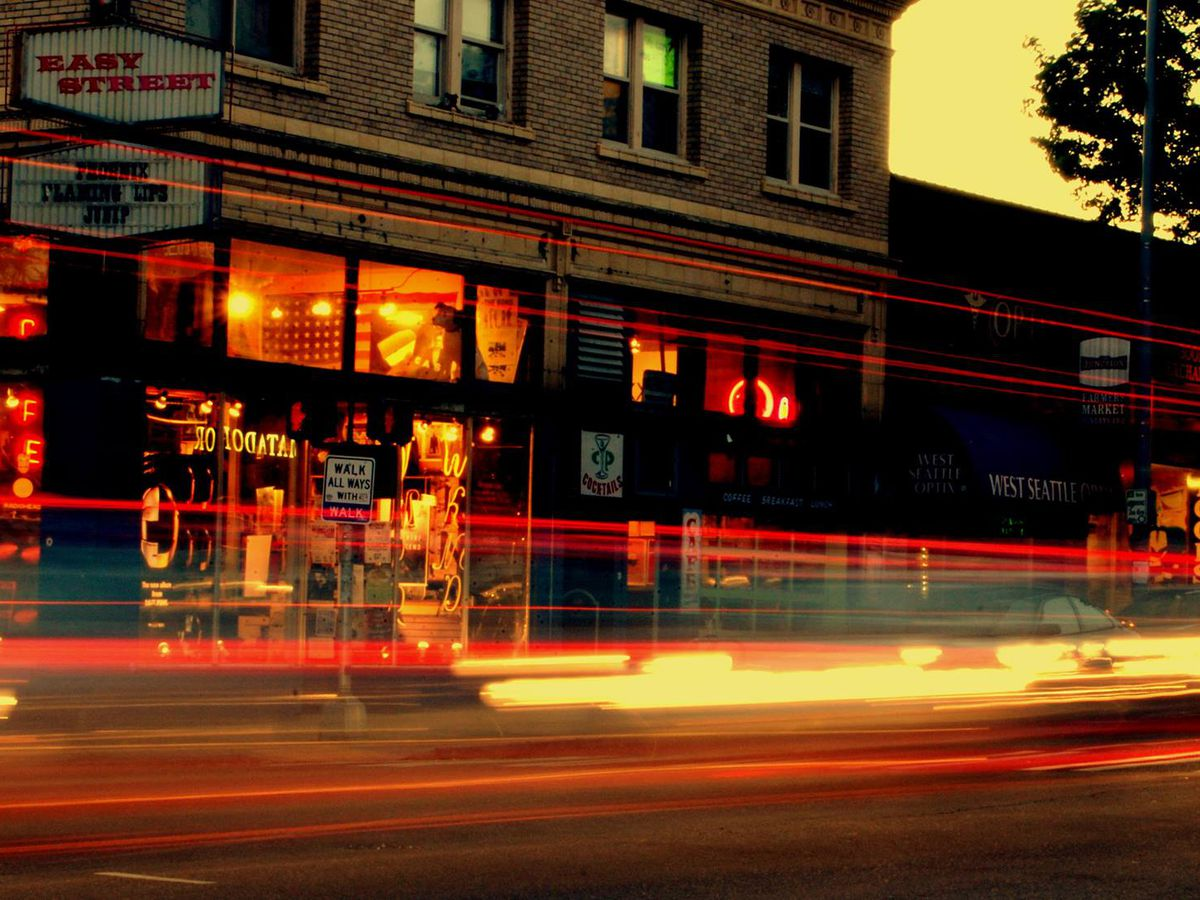easy street records and cafe ext fb