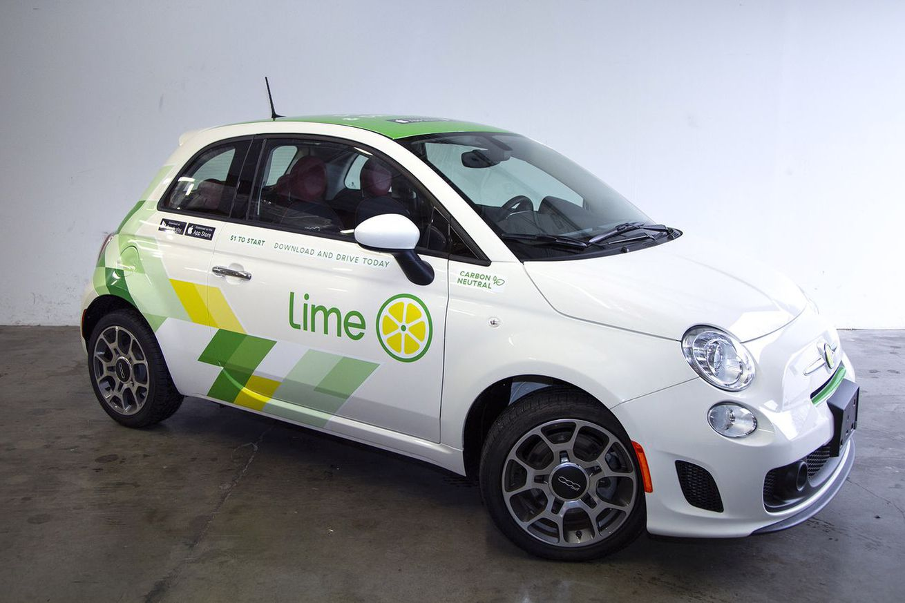 lime to expand from scooters to shared cars in seattle