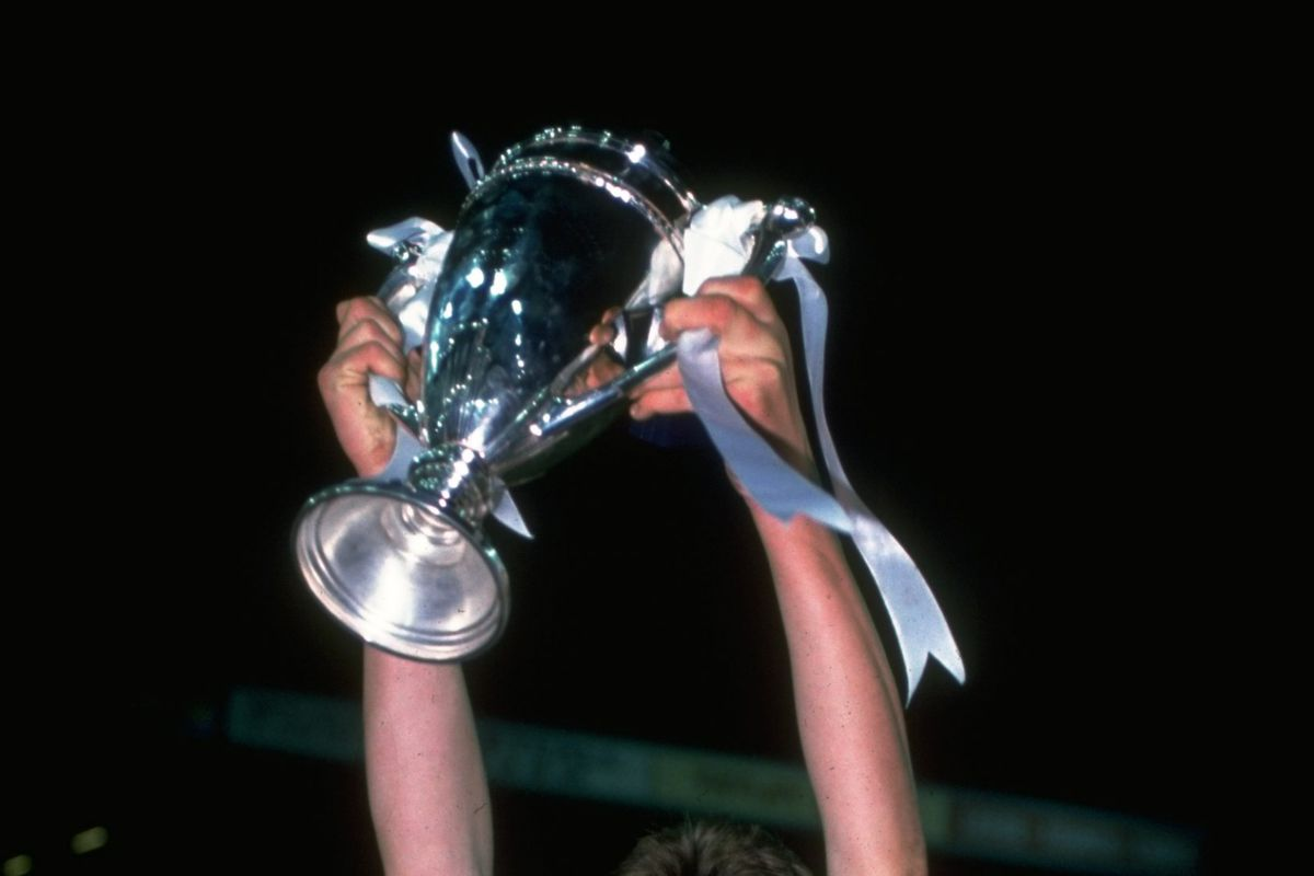 Leeds United Captain Mark Ford