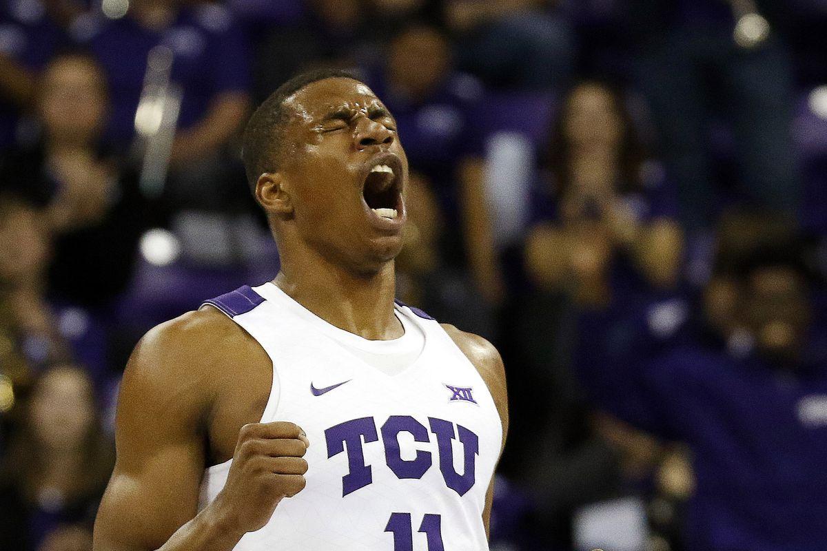 NCAA Basketball: Washington at Texas Christian