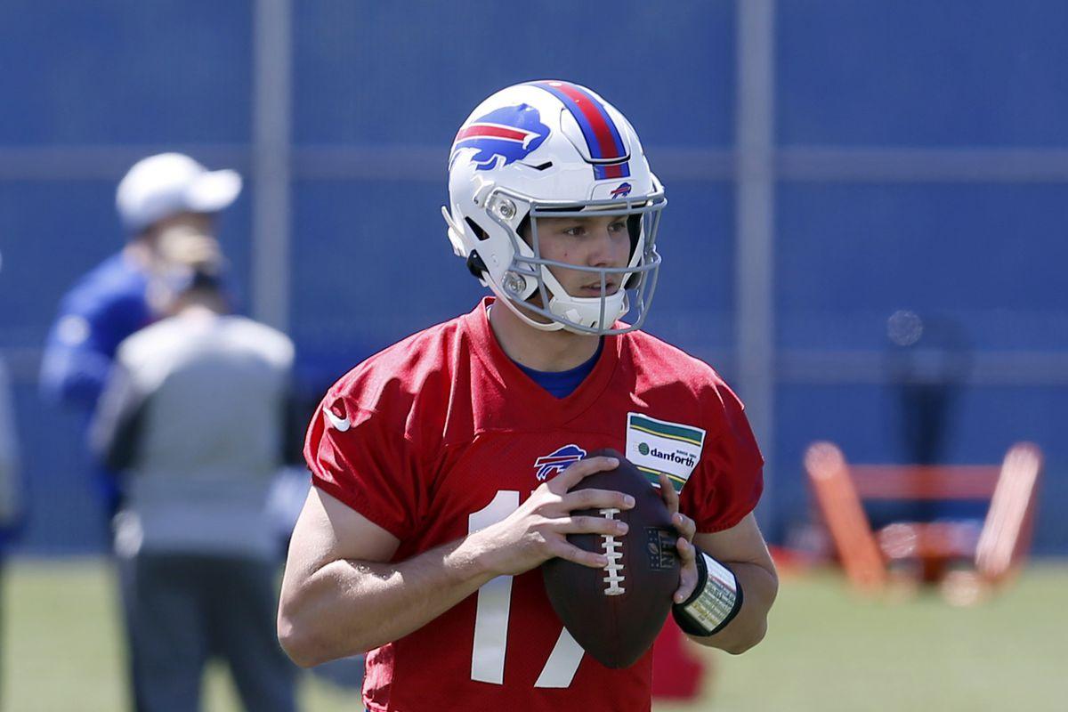 b4923315 Buffalo Bills Links, 5/29: Josh Allen shines at OTAs - Buffalo Rumblings