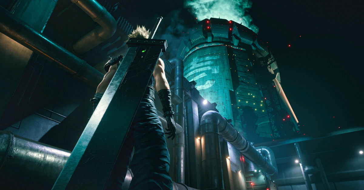 Final Fantasy VII Remake's reimagined battle system makes it feel like an all-new game