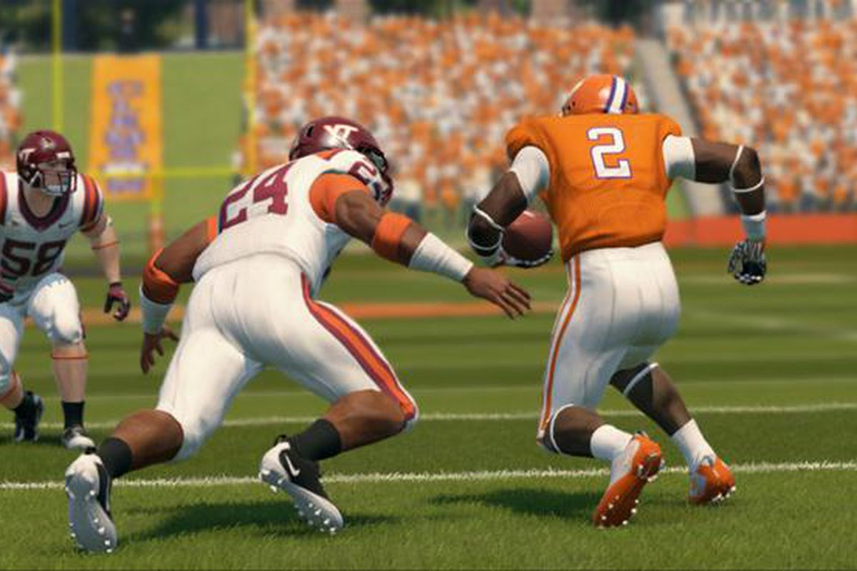 EA Sports halting college football video game series after ...