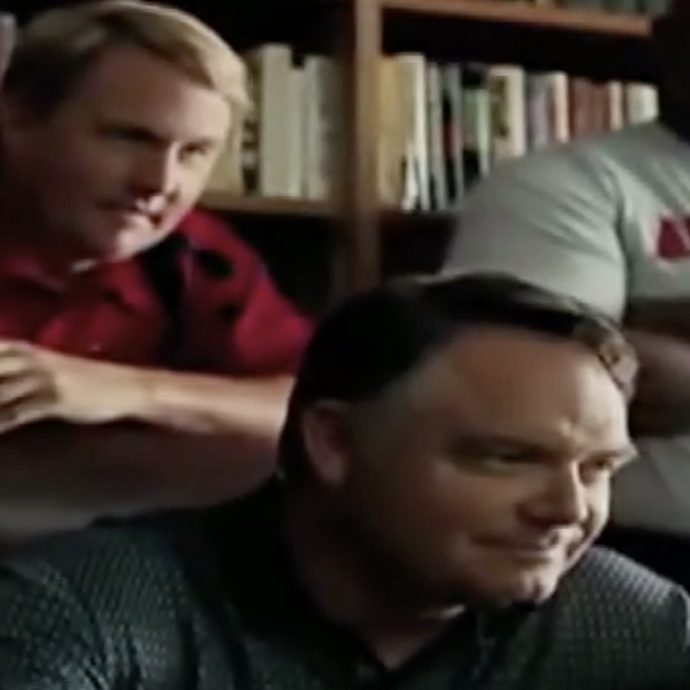 Hugh Freeze Houston Nutt And Michael Oher Just Made The Blind