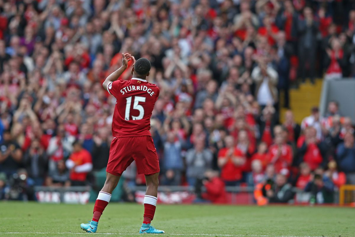 "Liverpool Striker Daniel Sturridge: ""I'm Happy Here"" - The ..."