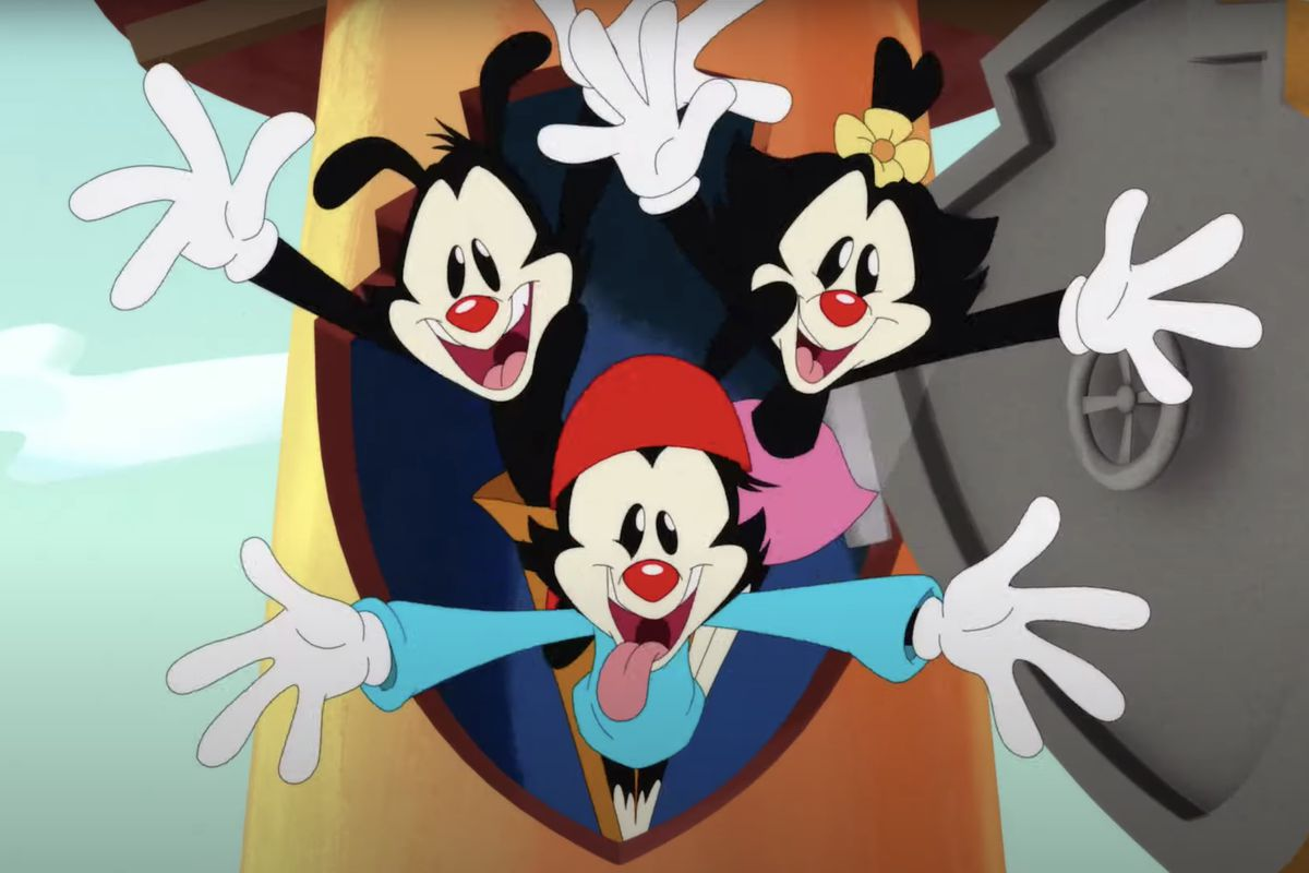 Animaniacs': Hulu gives its first peek at series reboot - Deseret News