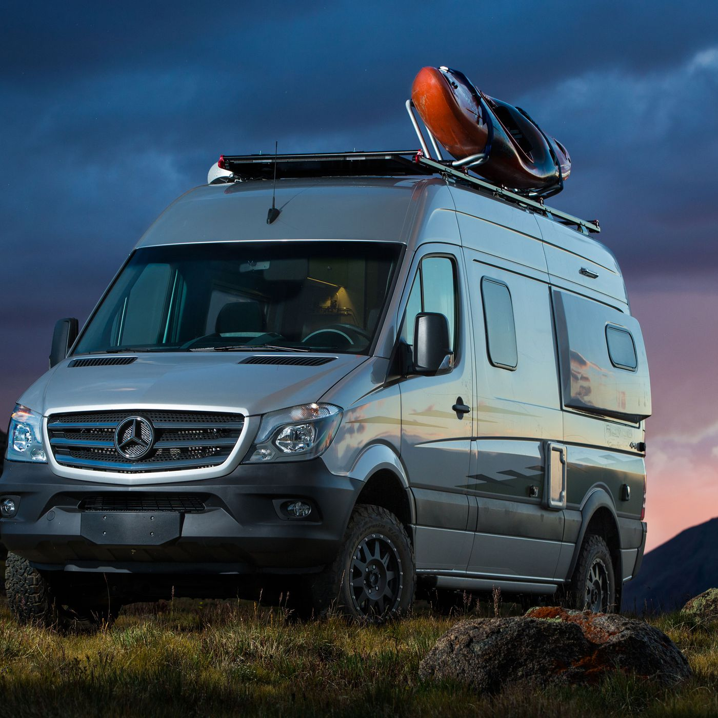 The 5 best RVs and camper vans you can right now Curbed