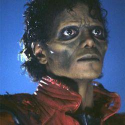 """""""Thriller"""" music video"""