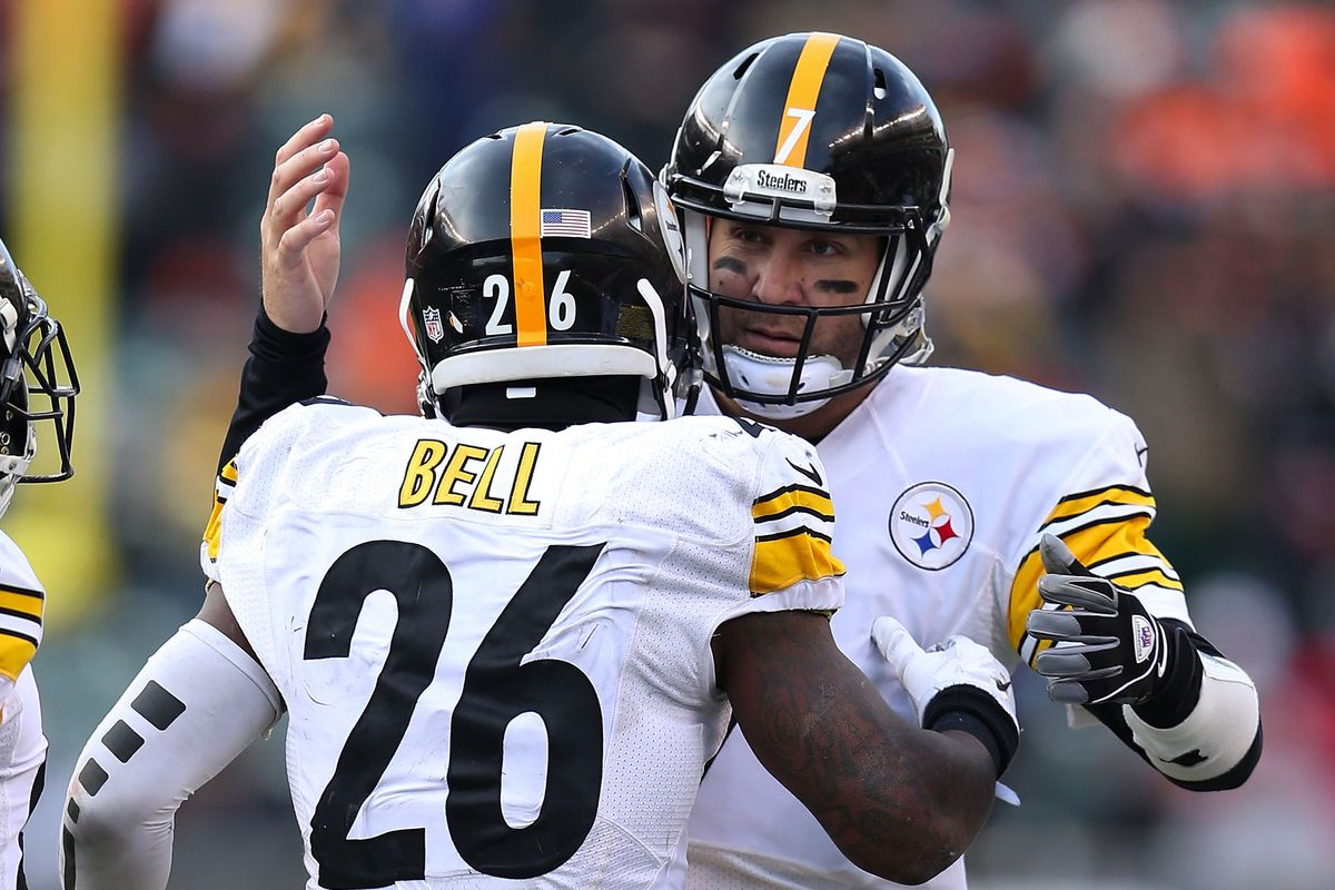 2017 might be the Steelers last chance with Le Veon Bell and Ben