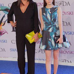 Rebecca Minkoff and Zoey Deutch