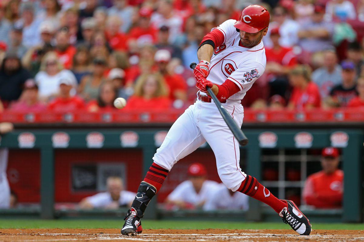 MLB: San Diego Padres at Cincinnati Reds