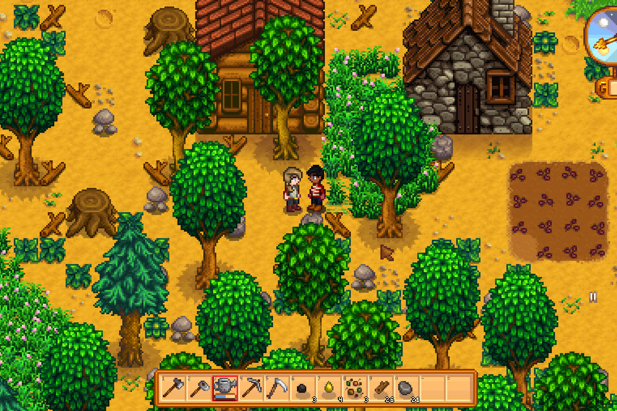 Stardew Valley multiplayer PC guide for beginners - Polygon