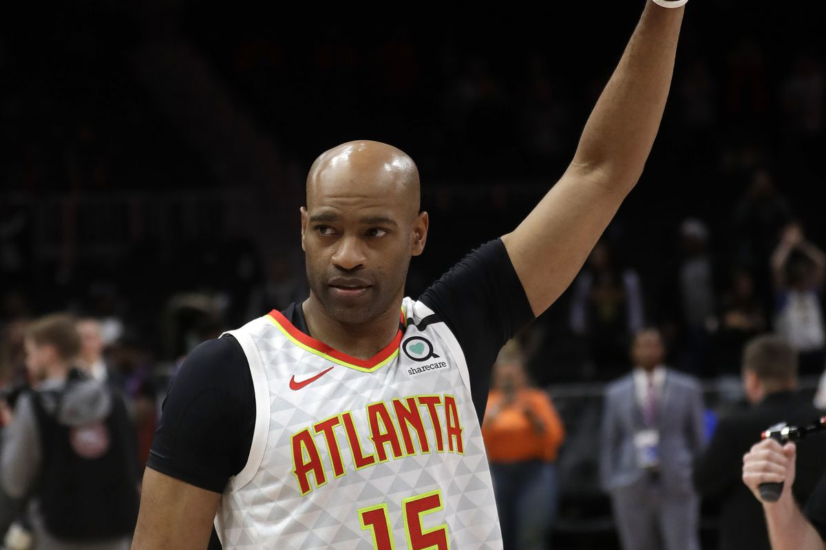Vince Carter announced his retirement from the NBA.
