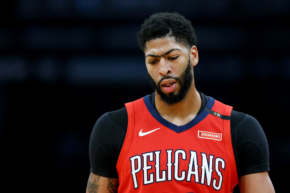 A future Knick  Photo by Maddie Meyer Getty Images. The New Orleans  Pelicans received devastating news on ... a3fb63f53