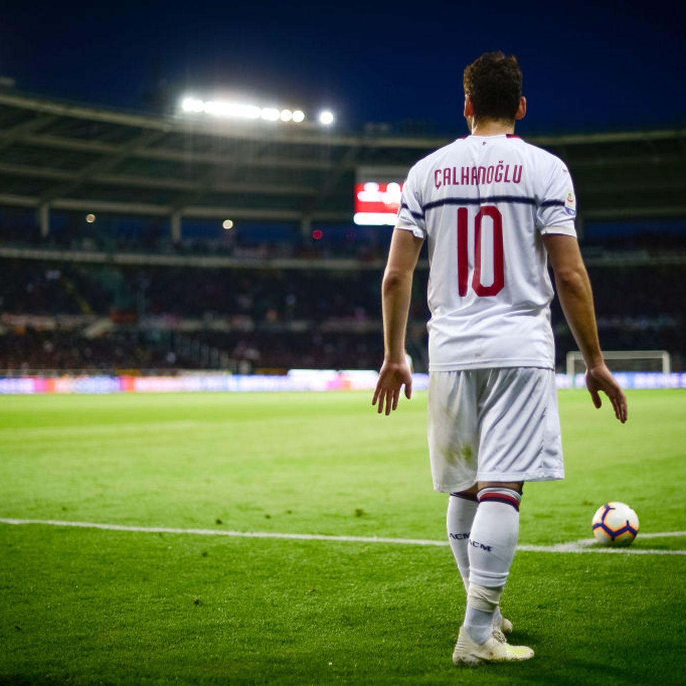 Analysing Why Hakan Calhanoglu Starts For Ac Milan The Ac Milan Offside