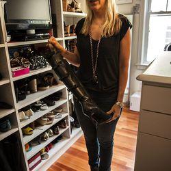 Rachel's Valentino Multi-Bow Over-The-Knee Boot.